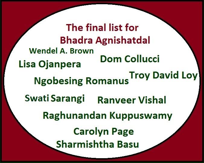 bhadra writers